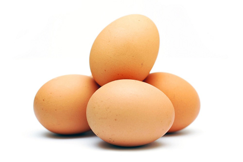 Egg sales rise by ½ billion in three years