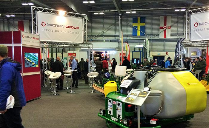 Micron presents latest innovations at LAMMA