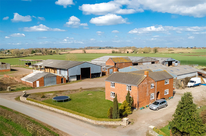 Halls sell North Shropshire farm with £1.75m price guide