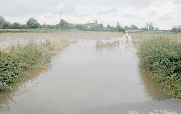 River levels continue to fall across southern England