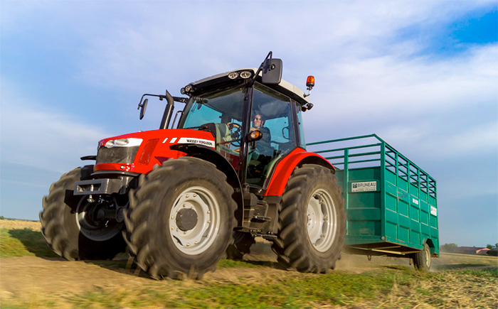 Massey Ferguson and CEJA discuss future joint activities