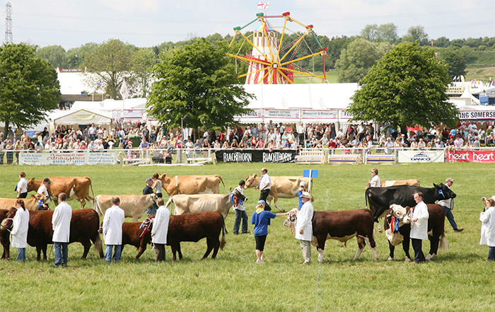 New programme for Bath and West Show