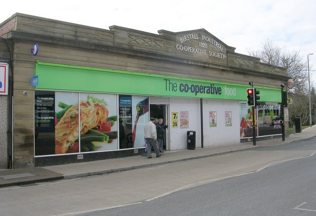 Co-Operative Group's Good Chicken award withdrawn