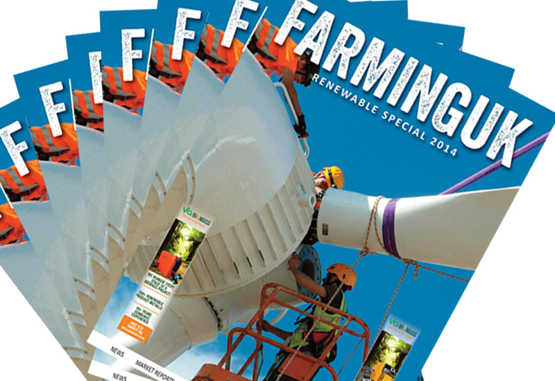 FarmingUK Renewable Special 2014 goes live