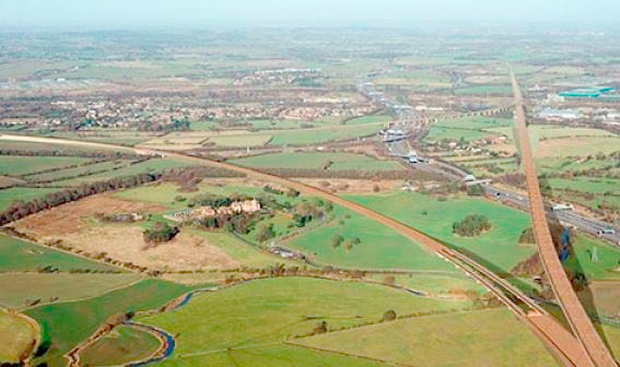 Property bond scheme 'will help landowners' with HS2