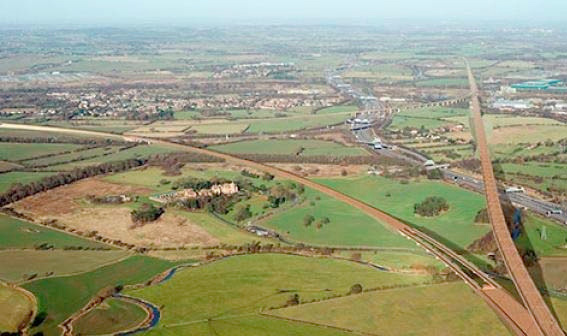 HS2 'failing landowners and the environment'