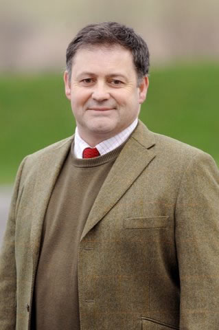 Charles MacLeod, General Manager of Humphrey Pullets
