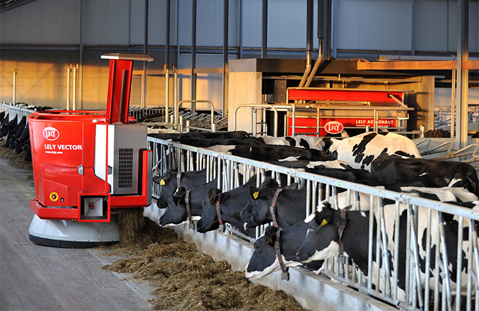 Livestock event to stage world's first live robotic demonstration