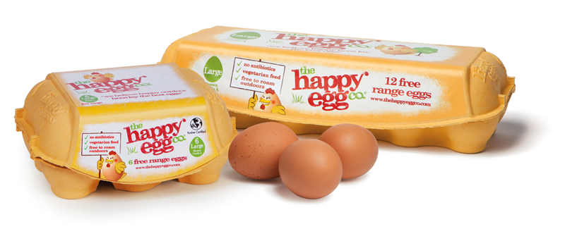 USA success for happy egg company