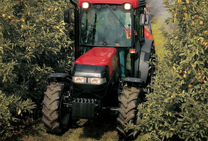 Case launch new orchard and vineyard tractors