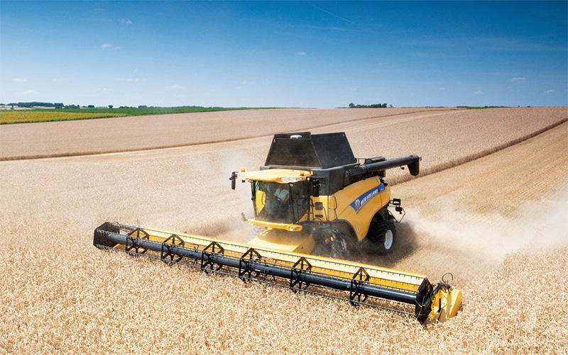 New Holland <a href='javascript:void(0)' class='keyword' id='13' style='text-decoration:underline;color:blue' >grain</a> header to debut at Cereals