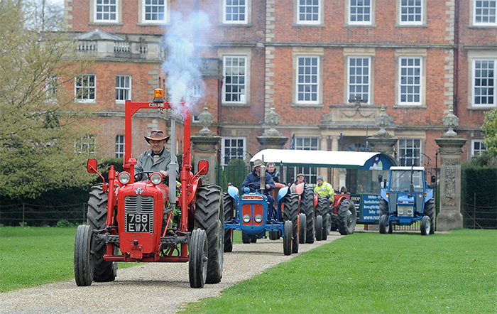 Yorkshire prepares for Tractor Fest