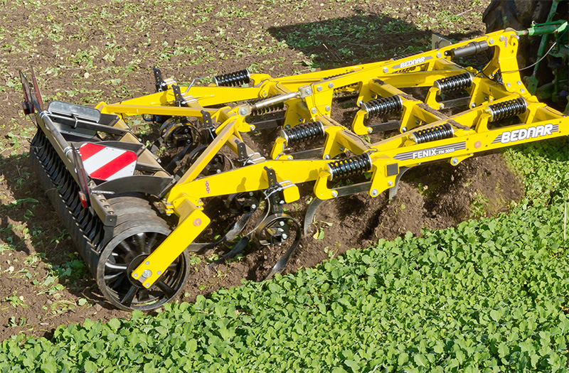 Knight to show cultivator range at Cereals