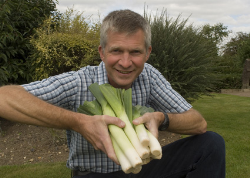 Leek growers aim for greener Top class production