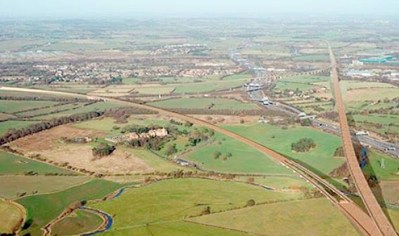 Excessive HS2 land grabbing is 'ruining businesses', say farm groups