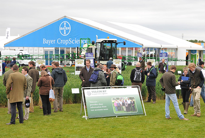 Crop innovations take centre stage at Cereals 2014