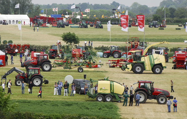 Livestock farmers prepare for Grassland & Muck event
