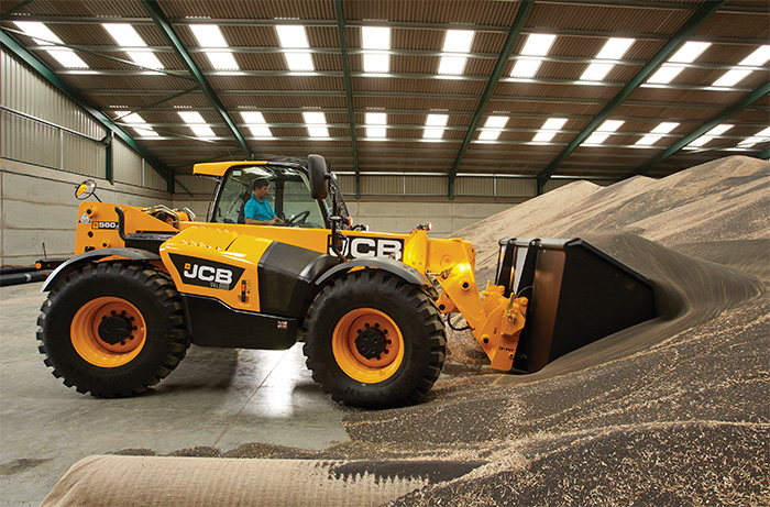 JCB reports third highest profit