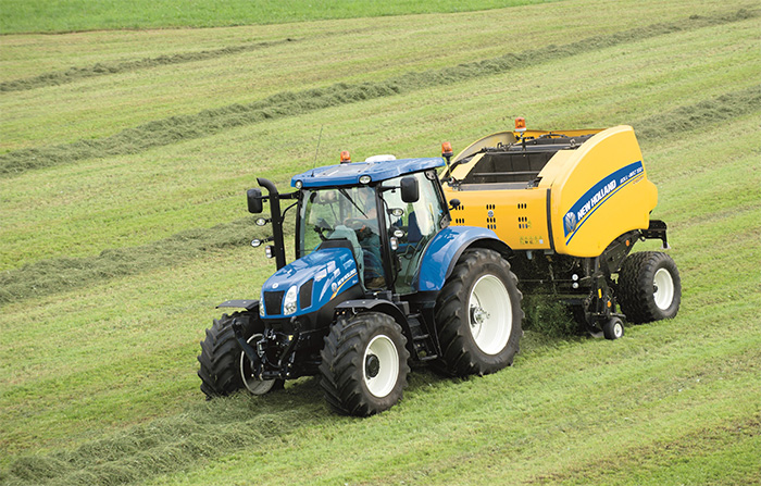 New Holland continues Golden Jubilee celebrations at Royal Highland