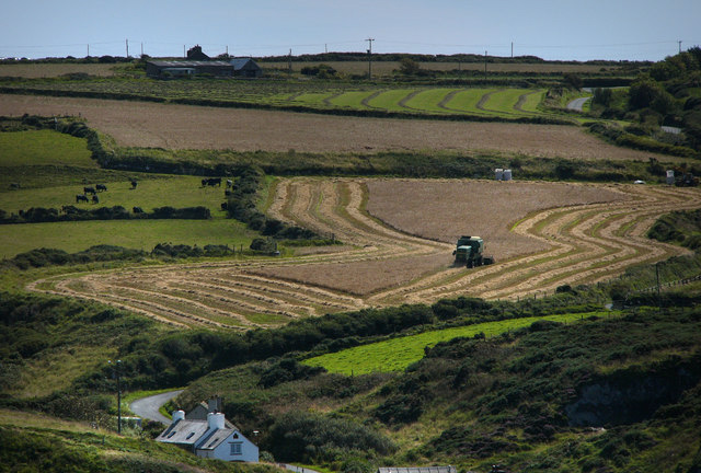 Welsh farmers 'left behind' over CAP