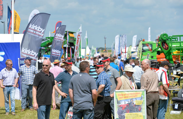 Cereals event attracts 25,000 people
