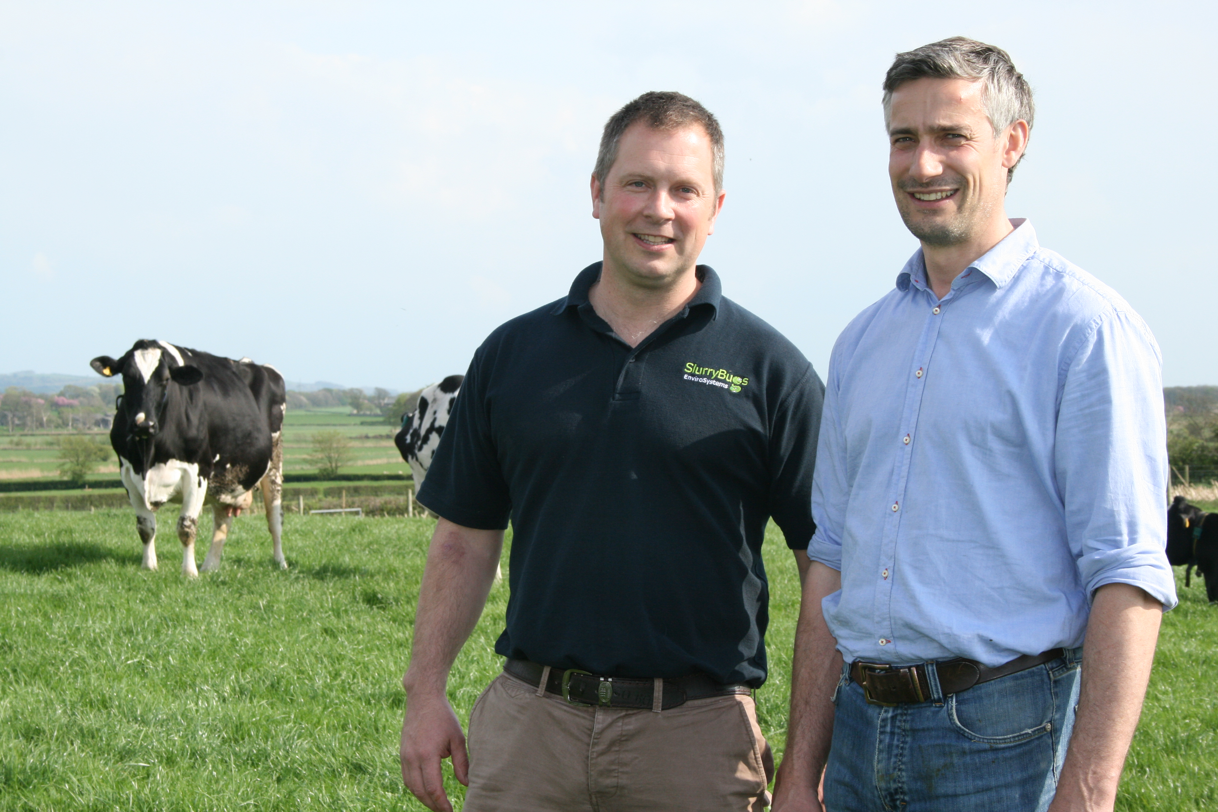 Nutrition and welfare key components of improved performance on expanding Lancashire dairy unit