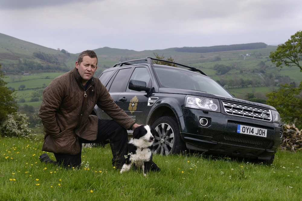 James Rebanks, Land Rover & The Prince's Countryside Fund rural bursary