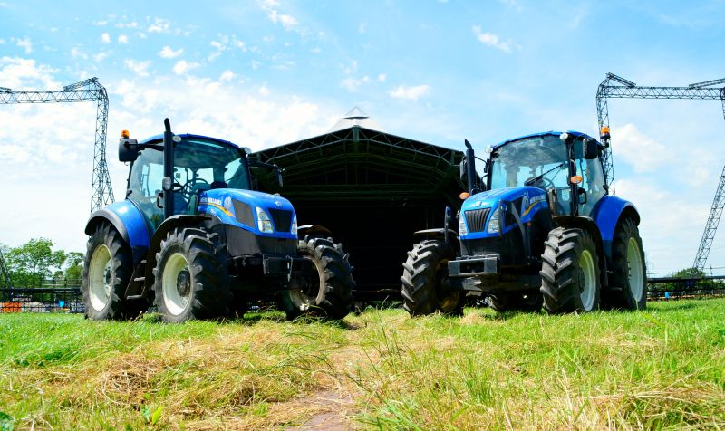 Glastonbury kicked off with the help of New Holland rhythm and blues