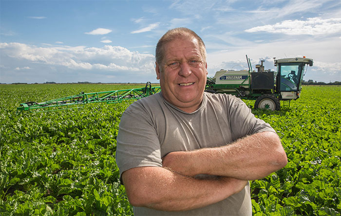 Season extension to boost beet