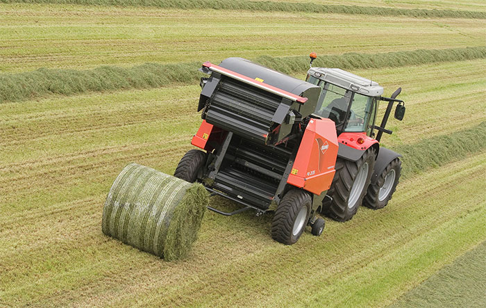 New Kuhn farm machinery to be shown at Royal Welsh Show