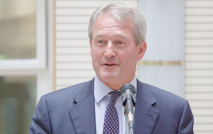 Paterson sacked as Defra Secretary in cabinet reshuffle
