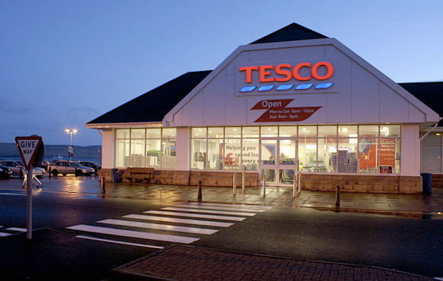 Farmers hit out at Tesco over New Zealan...
