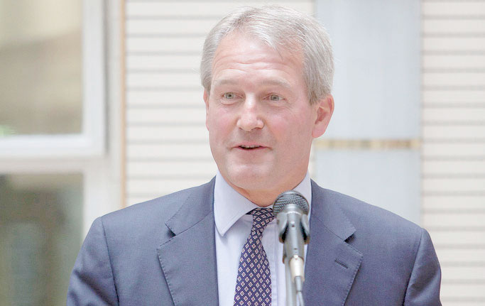 Reaction: Owen Paterson's sacking