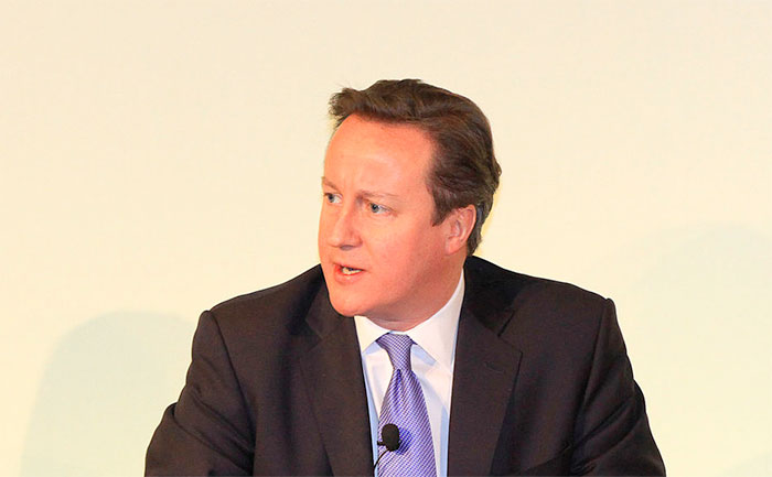 Cameron announces £400m food procurement plans
