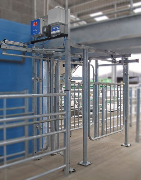 Fullwood's segregation gate systems are manufactured using galvanised tubes and box sections for robustness and longevity