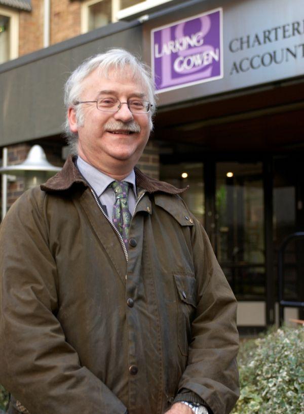 David Missen, Larking Gowen's agricultural partner