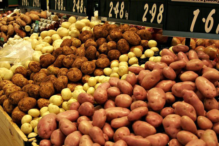 Potato advertising campaign set to drive sales