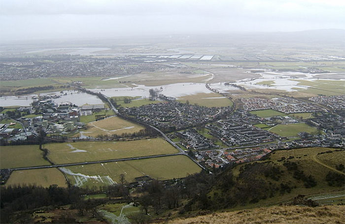 Ministers to consider financial assistance to flood hit Scotland