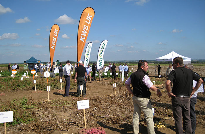 East of England Potato Day 2014