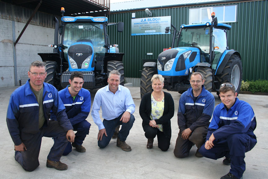 Used equipment specialist now a fully-fledged dealership with Landini