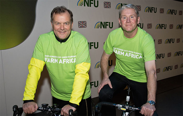 Farm Cycle Challenge charity donations top £42k