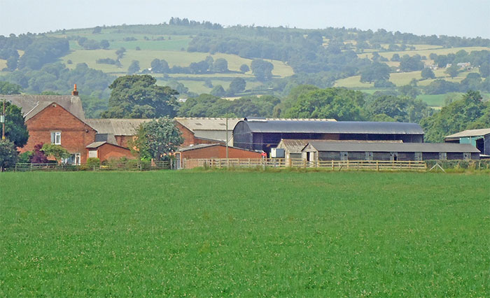 UK-wide interest in former dairy farm with a £2m price guide