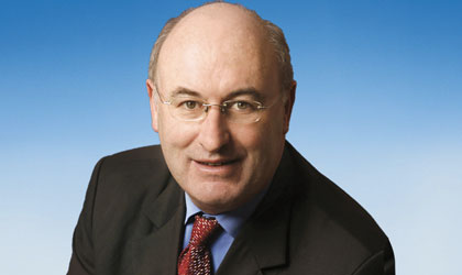 Hogan named as new EU Agriculture Commissioner