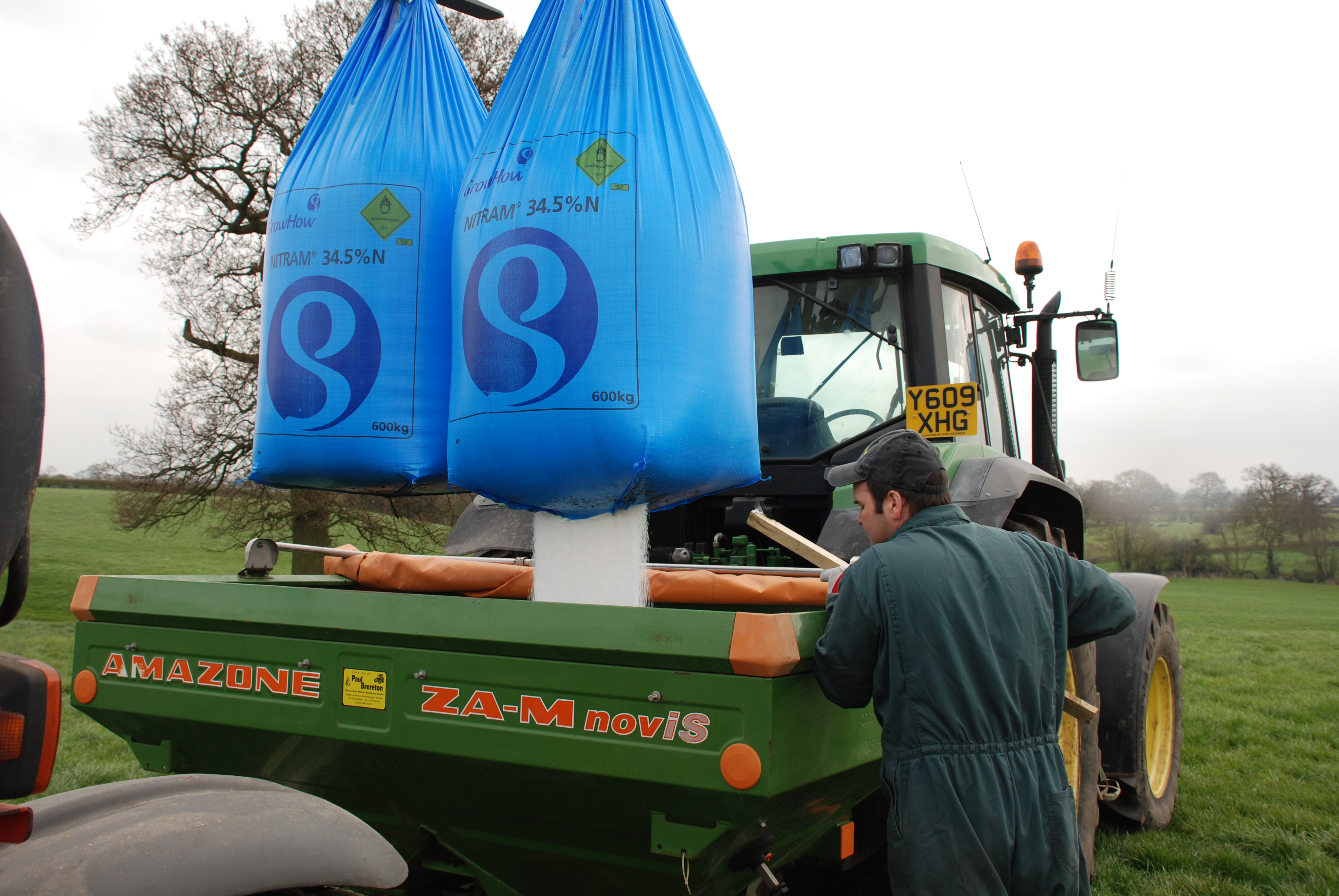 Win £1000 off your next fertiliser order