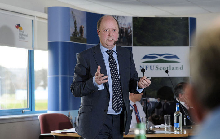 Referendum must 'drive Scottish farming sector forward'
