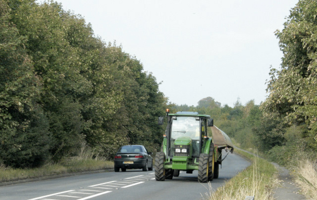 Government announces increase in tractor speed limit