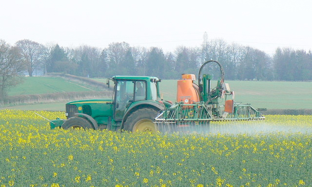 Move to ban pesticides 'a threat to UK food security'
