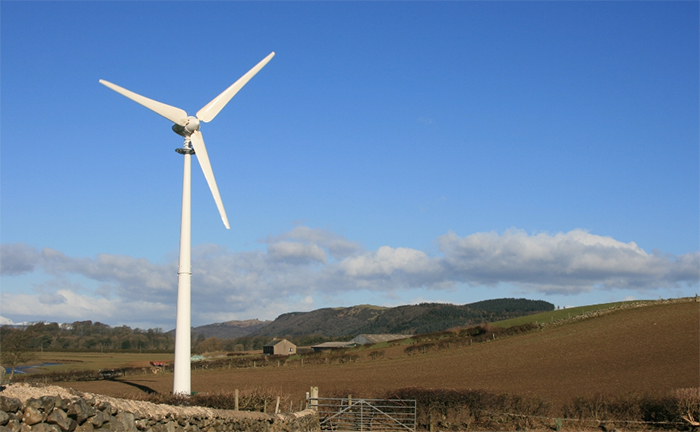 Ex-hurricane delivers record windfall for UK 'energy farmers'