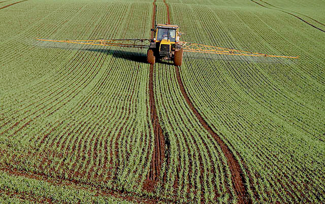 Uk On The Edge Of Agricultural Revolution Farming Uk News