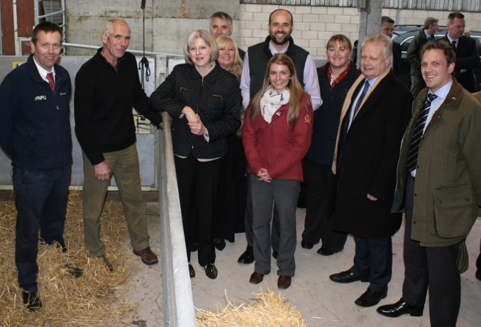 Home Secretary endorses agricultural crime initiative